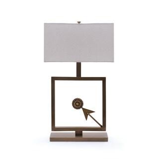 Bullseye Table Lamp