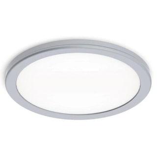 Geos 10 Inch Warm White LED Flush Mount