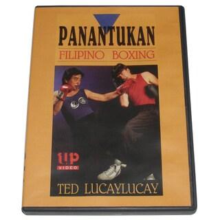 Panantukan Filipino Boxing DVD Ted Lucaylucay escrima kali arnis