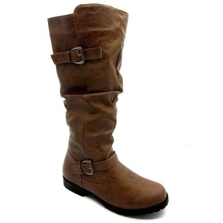 Blue Women`s Ahito Mid-Calf Boots
