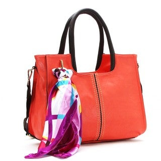 Chacal Taylor Belle Vie Scarf Shoulder Tote