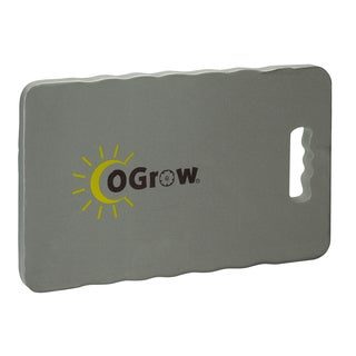 "oGrow® 1"" Thick Garden Kneeling Pad Grey"