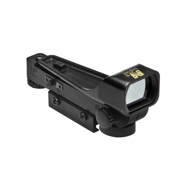 """NcStar Red Dot Reflex Sight with 3/8"""" Dovetail Base"""