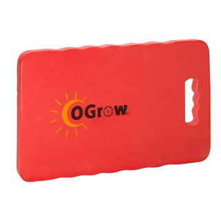oGrow® 1 inch Thick Garden Kneeling Pad - Raspberry