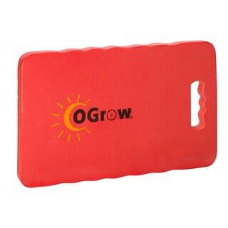 oGrow® 1 inch Thick Garden Kneeling Pad - Raspberry