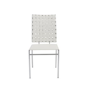 Carina White Dining Chairs (Set of 4)