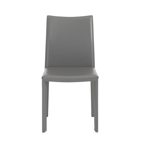 Molly Grey Dining Chairs (Set of 4)