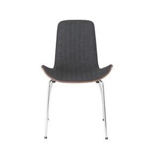 Curt Dark Grey Dining Chairs (Set of 2)