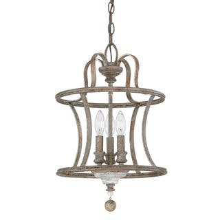 Austin Allen & Company Zoe Collection 3-light French Antique Dual Mount Pendant https://ak1.ostkcdn.com/images/products/10745788/P17800863.jpg?impolicy=medium