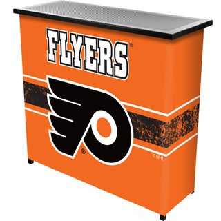 NHL Portable Bar with Case - Philadelphia Flyers