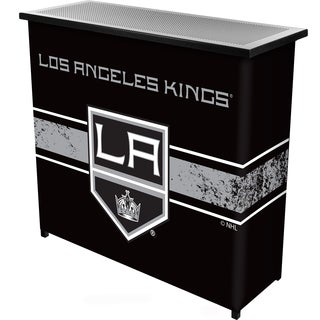 NHL Portable Bar with Case - Los Angeles Kings