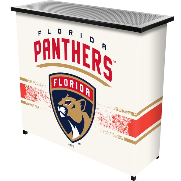 NHL Portable Bar with Case - Florida Panthers