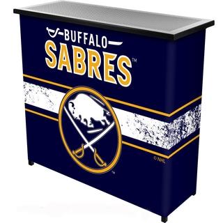 NHL Portable Bar with Case - Buffalo Sabres
