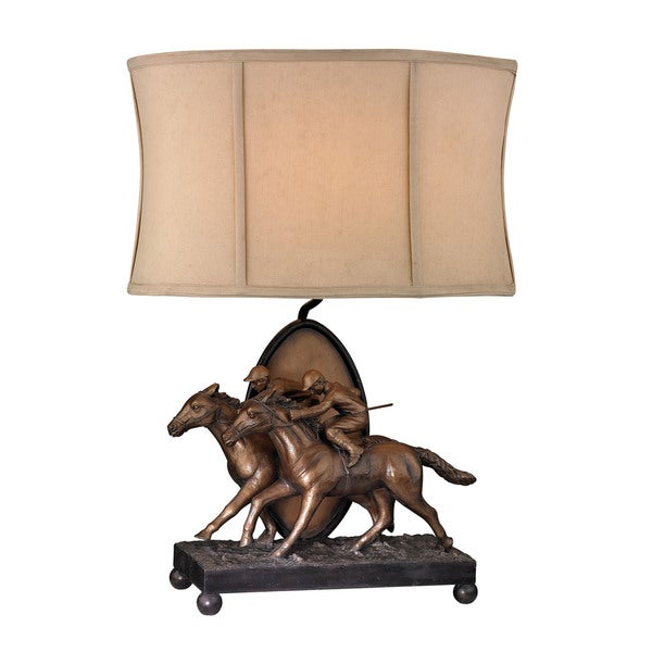Sterling Winning Post Accent Lamp