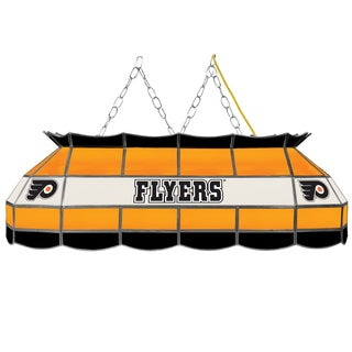 NHL  Handmade Tiffany Style Lamp - 40 Inch - Philadelphia Flyers