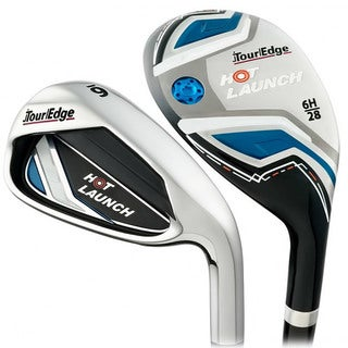 Tour Edge Mens Hot Launch Combo Iron Set