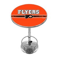 NHL Chrome Pub Table - Philadelphia Flyers
