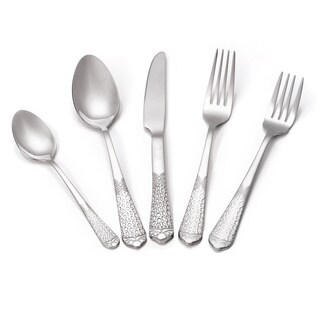 20 Piece 18/10 Flatware set