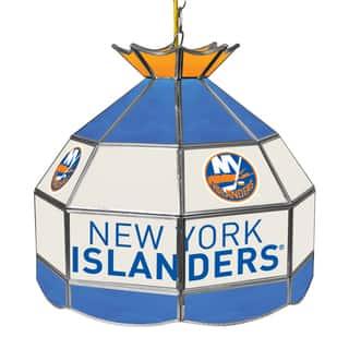 NHL 16 Inch Handmade Tiffany Style Lamp - New York Islanders https://ak1.ostkcdn.com/images/products/10746185/P17801208.jpg?impolicy=medium
