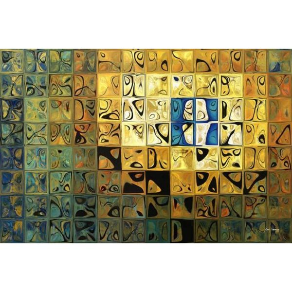 Modern Mosaic Tile Art Gallery