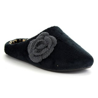 Beston FA34 Women's Comfort Flower Warm Winter Slipper Indoor Shoes