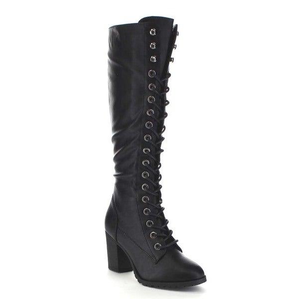 Shop Beston BA79 Women's Chunky Heel