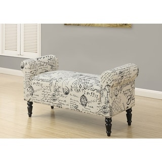 Elizabeth Bench Free Shipping Today Overstock Com