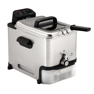 T-fal FR8000 Stainless Steel 3.5-Liter Immersion Deep Fryer|https://ak1.ostkcdn.com/images/products/10746748/P17801691.jpg?impolicy=medium