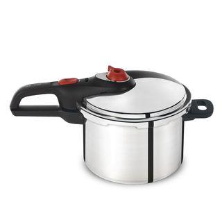Initiatives Pressure Cooker 6-quart