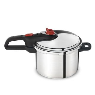 Initiatives Pressure Cooker 6-quart