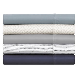 Strick & Bolton Fitzgerald 300 Thread Count Certified Organic Sheet Set