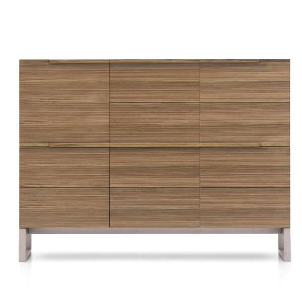 Trieste 63 Inch Buffet Sideboard Storage Cabinet Overstock 10746846
