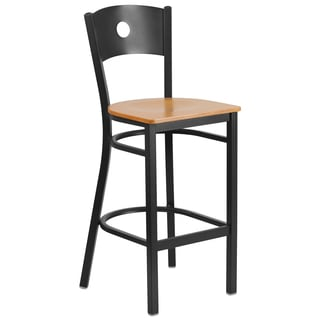 Metal Restaurant Bar Stool