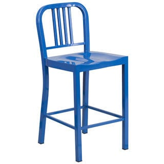 24-inch Indoor/ Outdoor Counter Height Stool