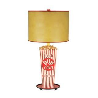 Sterling Movie Snack Tamp Lamp