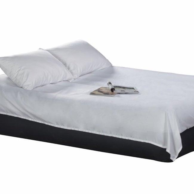 Microfiber Airbed 3-piece Sheet Set (Full), White