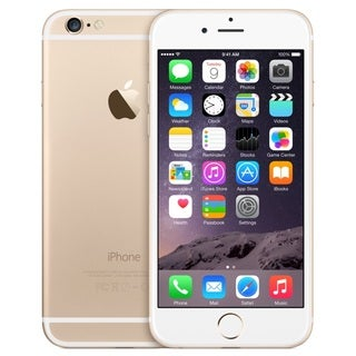 Apple iPhone 6 16GB Unlocked GSM 4G LTE Cell Phone (Refurbished)