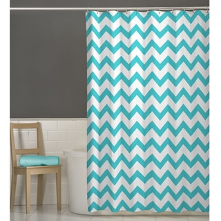 Echelon Home Chevron Shower Curtain Free Shipping On Orders Over