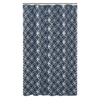Maytex Emma Fabric Shower Curtain (3 options available)