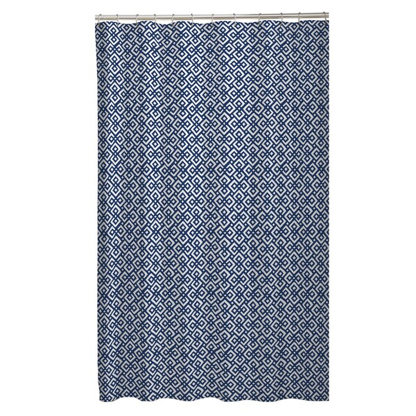 Maytex Metronorm Fabric Shower Curtain