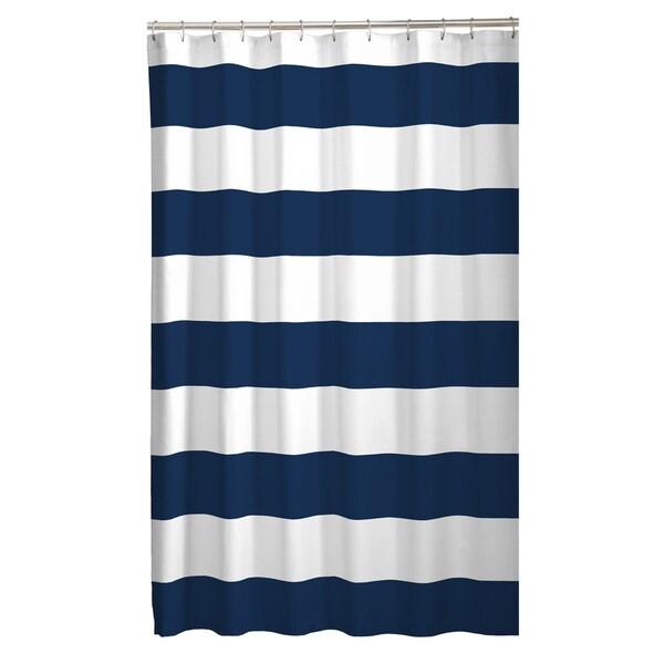 "maytex porter fabric shower curtain (70"" x 72"") - free shipping on"