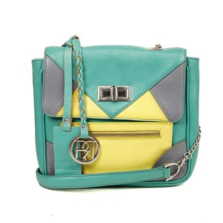 Phive Rivers Leather Crossbody Bag - PR1019