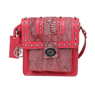 Phive Rivers Leather Crossbody Bag - PR1013