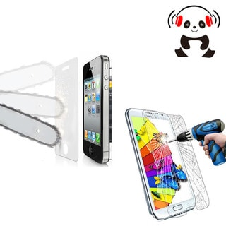 iPanda Shatter-Proof Tempered Glass Screen Protector