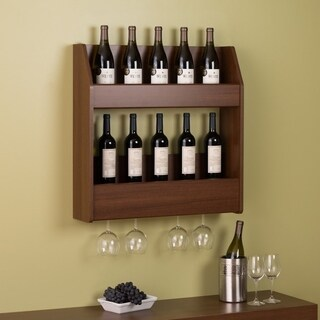 Warm Charlie Cherry Floating Wine and Liquor Rack|https://ak1.ostkcdn.com/images/products/10747117/P17802010.jpg?_ostk_perf_=percv&impolicy=medium