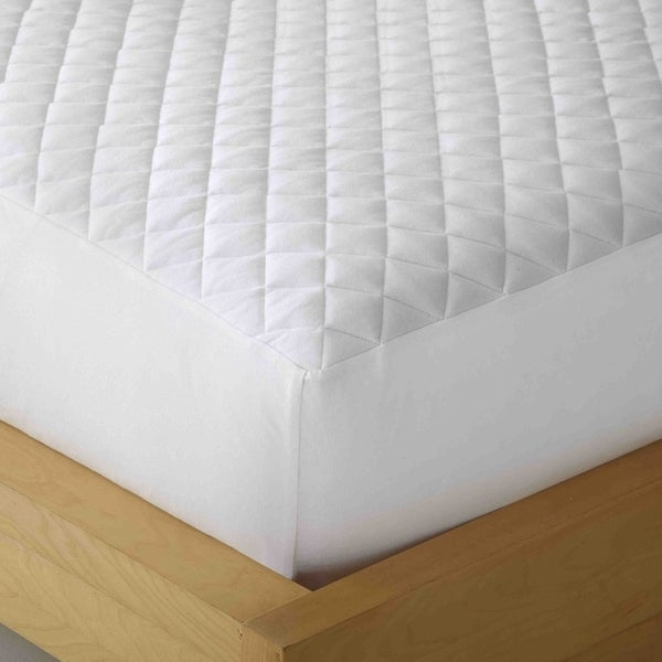 Micro Flannel Heat Reflecting Mattress Pad