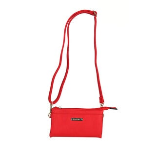 Diophy Small Crossbody Shoulder Bag with Removable Shoulder and Wrist Strap