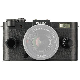 Pentax QS-1 12.4 Megapixel Mirrorless Camera Body Only