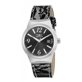 Invicta INV5806 Women's Angel Two-tone Leather Strap Watch