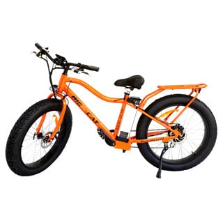 Fat Cat X Orange Electric Bicycle